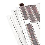Hama - Negative sleeves, 24 x 36 mm, Glassine matt, 315 mm, 260 mm (importado)