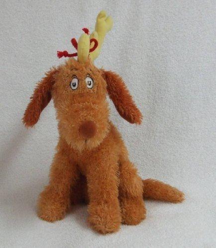 Dekorationen Weihnachten Grinch (Dr. Seuss How the Grinch Stole Christmas Max Reindeer Plush by Dr. Seuss)