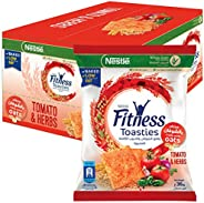 Nestle Fitness Toasties Tomato & Herbs 36g Bag (12 b