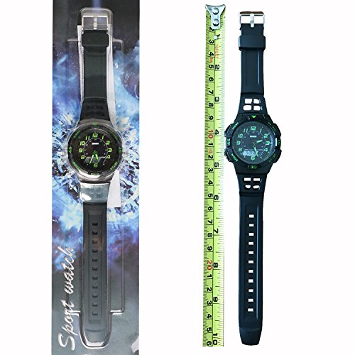 Skmei/Jelercy Kinder Armbanduhr Jungen Digital Analog - 6