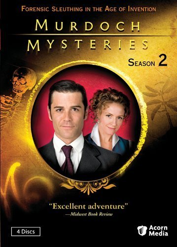 Murdoch Mysteries Season 2 [DVD] [Region 1] [US Import] [NTSC]