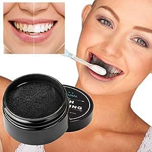 ularmo poudre de blanchiment des dents au charbon actif activated charcoal teeth whitening. Black Bedroom Furniture Sets. Home Design Ideas