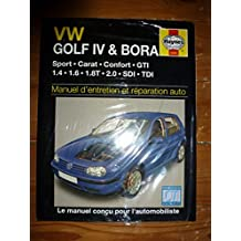 RTH04366 VOLKSWAGEN GOLF IV et BORA Sport, Carat, Confort, GTI 1.4, 1.6, 1.8T, 2.0, SDI, TDI