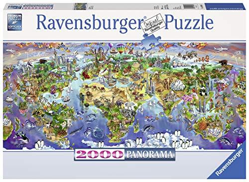Ravensburger 2000 EL. Wunder der Erde