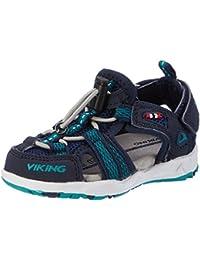 Viking Unisex-Kinder Loke Geschlossene Sandalen