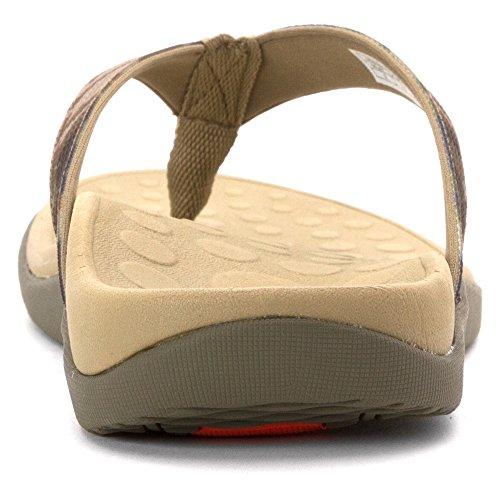 Vionic con tecnologia Orthaheel Unisex Wave orthatic Sandal Camo