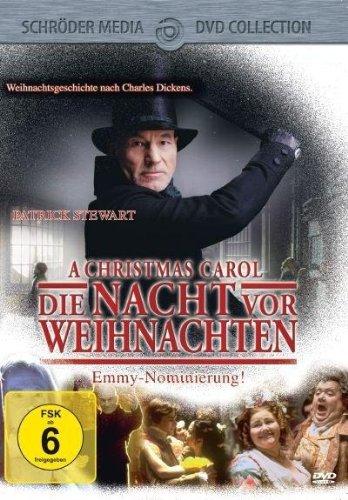 SchröderMedia HandelsGmbH A Christmas Carol - Die Nacht vor Weihnachten