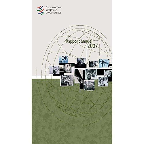 Rapport Annuel De L'organisation Mondial Du Commerce 2007
