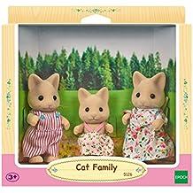 Sylvanian Families – 5126 Gato Familia Juguete