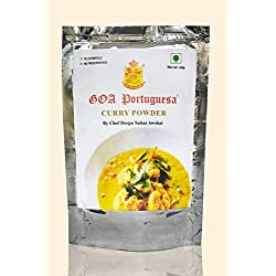 Goa Portuguesa Curry Powder 60 Grams
