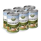 BELLFOR Hypoallergenes Getreidefreies Nassfutter für den Hund. Mit frischem Hühnerfleisch 6 x 400g