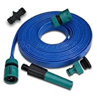 Care-avan 7.5m / 23 feet Food Grade Flat Hose suitable for use with an Aquasource FREE POSTAGE