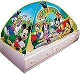 Playhut Mickey Mouse Club House Tente de lit Maison pour