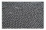 3 kg, 6-11mm, bille élastique en acier au carbone pour fusil à lance fronde ou...