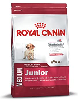 Royal Canin Medium Junior Nourriture pour Chien 15 kg