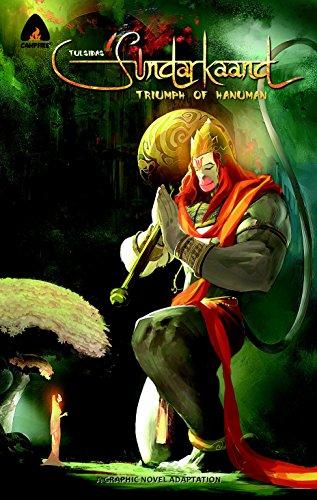 Sundarkaand: Triumph Of Hanuman (Campfire Mythology Graphic Novels) por Tulsidas