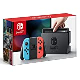 Nintendo Switch: Nintendo Switch Konsole Neon-Rot/Neon-Blau