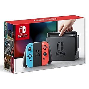 Consola Nintendo Switch color Azul Neón/Rojo Neón