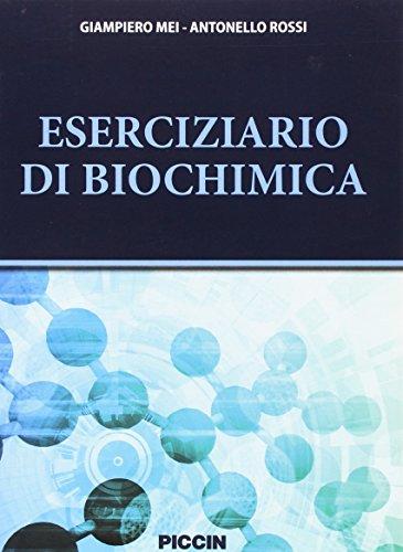 Eserciziario di biochimica por Giampiero Mei