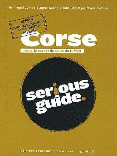 Corse par Seriousguide Serious guide