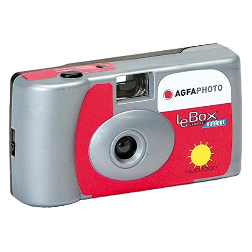 AgfaPhoto LeBox 400 27 Outdoor Einwegkamera