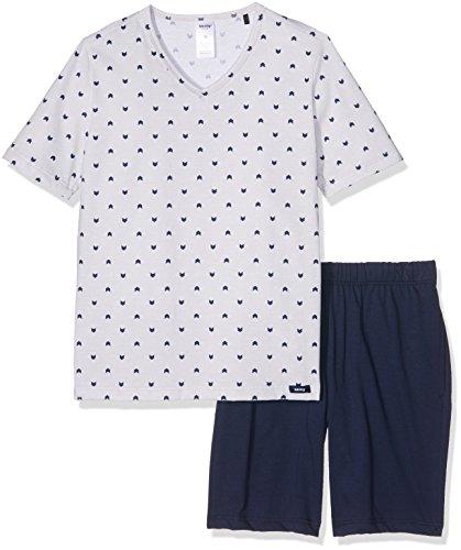 Skiny 036288, Conjunto de Pijama Para Niños Skiny