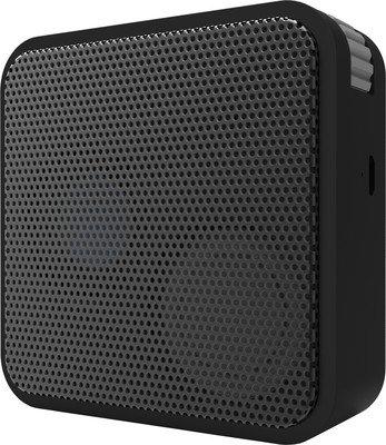Portronics Cubix BT Portable Bluetooth Speaker - Black