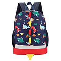 Cute School Backpack,VENMO Cartoon Dinosaur Toddler Kids School Book Bags Children Small Backpack Daysack for Girls Boys, 25 * 30cm