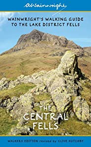 Wainwright's Illustrated Walking Guide to the Lake District Book 3: Central Fells (Wainwright Walkers Edition) by Alfred Wainwright