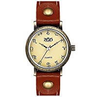 ALUK-Korea retro contracted decorative leather belt watches female students Watches