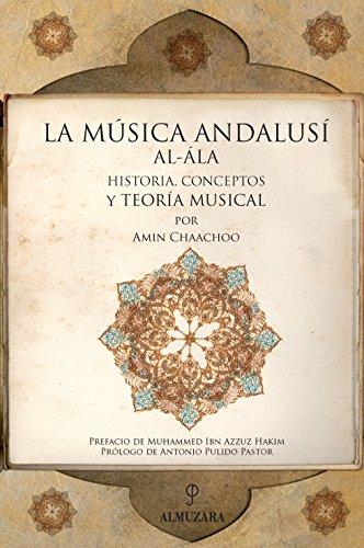 Descargar Libro La Música Andalusí (Al Ándalus) de Amin Chaachoo