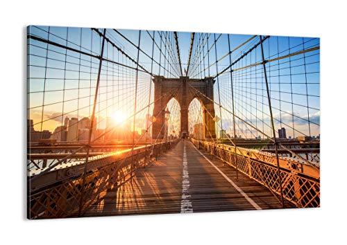 Bild auf Leinwand - Leinwandbilder - Einteilig - Breite: 120cm, Höhe: 80cm - Bildnummer 3707 - zum Aufhängen bereit - Bilder - Kunstdruck - AA120x80-3707