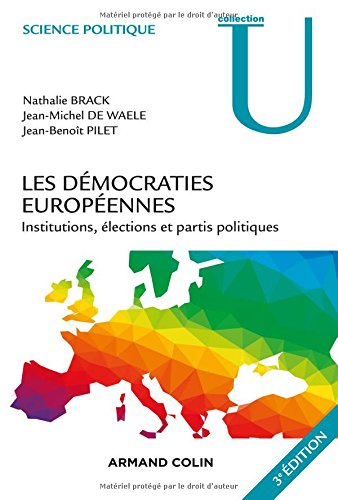 Les démocraties européennes : Institutions, élections et partis politiques