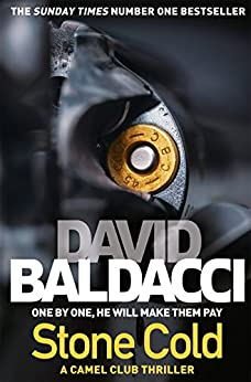 Stone Cold (Camel Club Book 3) by [Baldacci, David]