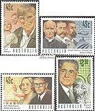 Prophila Collection Australien 1501-1504 (kompl.Ausg.) 1995 Mediziner (Briefmarken für Sammler) Gesundheit