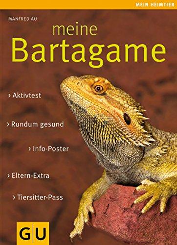 Meine Bartagame: Info-Poster. Eltern-Extra. Aktivtest. Tiersitter-Pass (GU Mein Heimtier) (Gecko Lebensraum)