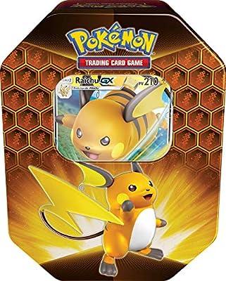 Pokemon- Pokébox-Boîte Métal Destinées Occultes, POB35