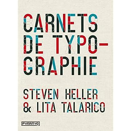 Carnets de typographie
