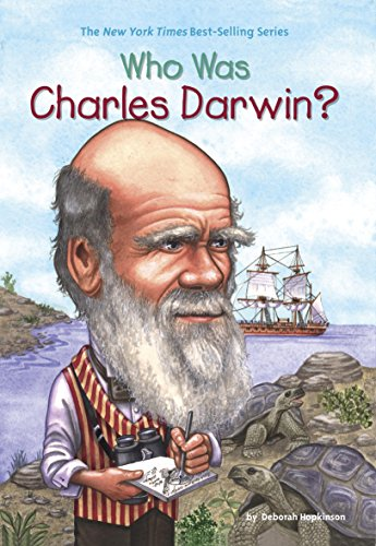 Who Was Charles Darwin? (Who Was?) (English Edition)