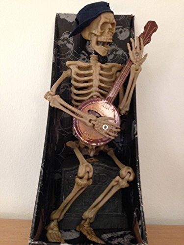 (Preis am Stiel® Halloween Figur Gitarrenspieler