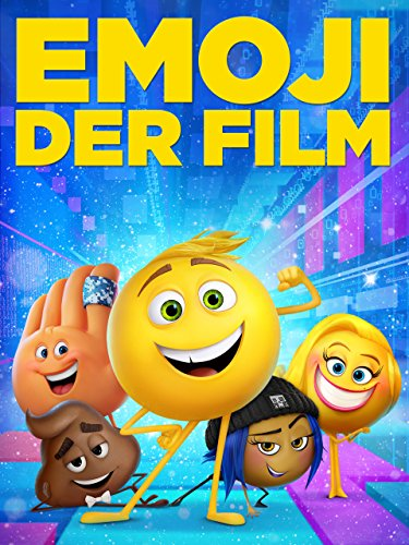 Emoji - Der Film Cover