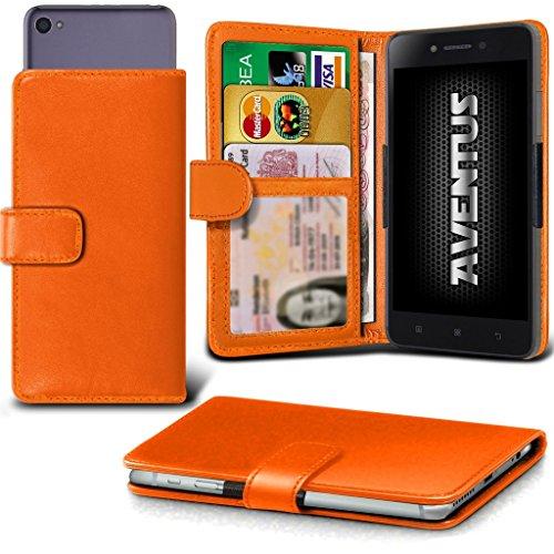 aventus-orange-huawei-mate-9-universal-case-etui-housse-wallet-spring-clamp-premium-pu-cuir-avec-cam