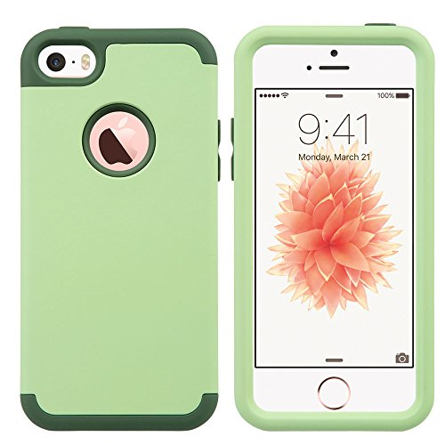 custodia iphone 5s verde