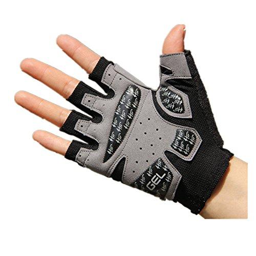 guanti parkour PUNK FAMILY-Maglietta sportiva traspirante antiscivolo resistente all  usura guanti da allenamento sottile