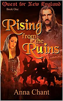 Book cover image for Rising from the Ruins (Quest for New England Book 1)
