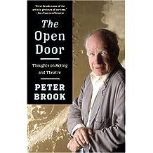 The Open Door by Peter Brook (2005-01-04)