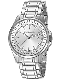 Pierre Cardin Damen-Armbanduhr Special Collection Analog Quarz Edelstahl Swiss Made