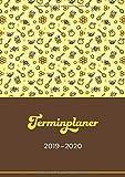 Terminplaner 2019-2020: Geschenkidee für Imker | Juli 2019 bis Dezember 2020 | Wochentage...