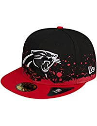 New Era Homme Casquettes / Fitted Splatter Carolina Panthers