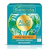 Bielenda Algae Nourishing Face Cream 50ml Age 40+ for Every Type of Mature Skin